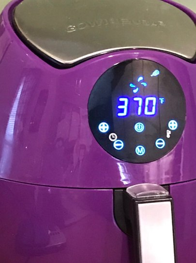 Go Wise Air Fryer