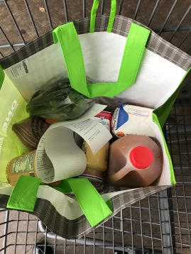 A Sack of Groceries