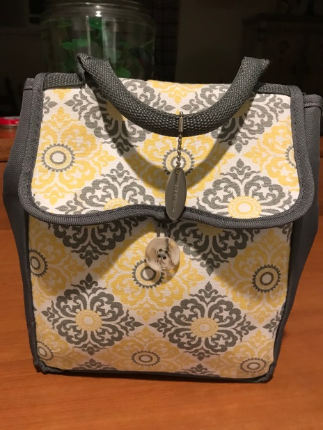 I'm still loving my lunch bag.
