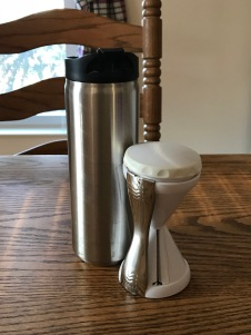 Useful tools like a Spiralizer or good travel coffee cup.