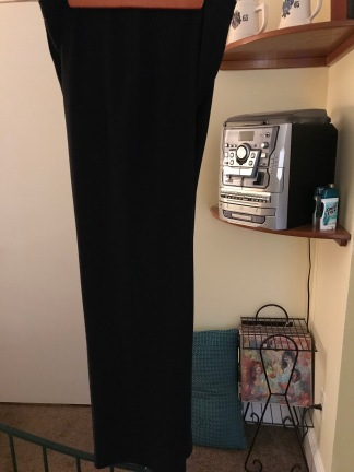 These pants are a huge victory! Size 10!
