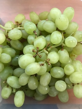 Grapes are so good!
