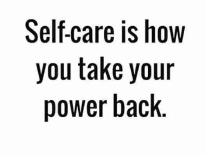 Words of Wisdom Self Care